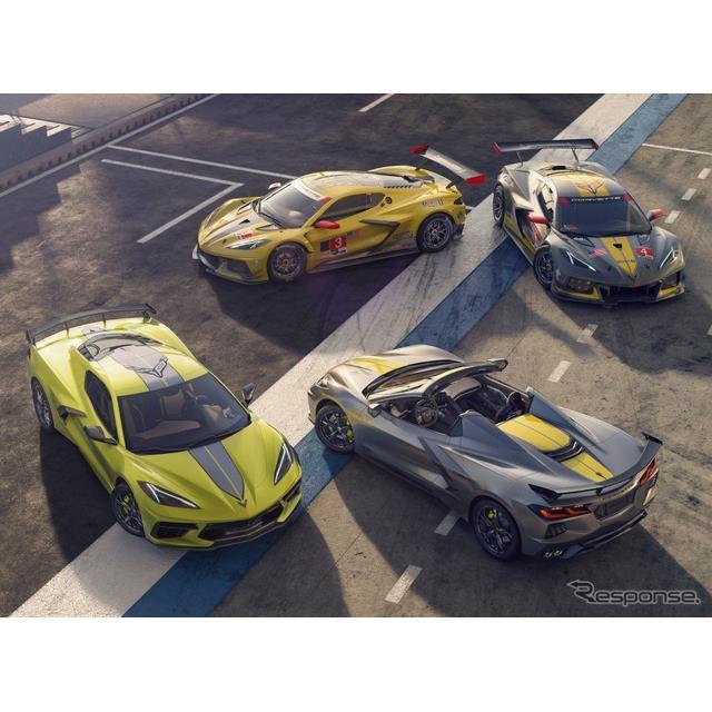 GMのシボレーブランドは6月9日、『コルベット』(Chevrolet Corvette)の2022年モデルの受注を7月1日、米国...