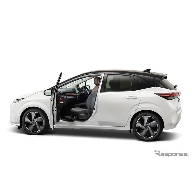 日産自動車の関連会社であるオーテックジャパンは6月15日、『ノートオーラ』をベースに「助手席回転シート...