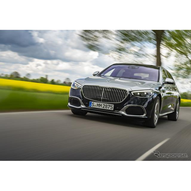 メルセデスベンツは6月16日、新型メルセデスマイバッハ『Sクラス』(Mercedes-Maybach S-Class)を欧州市場...