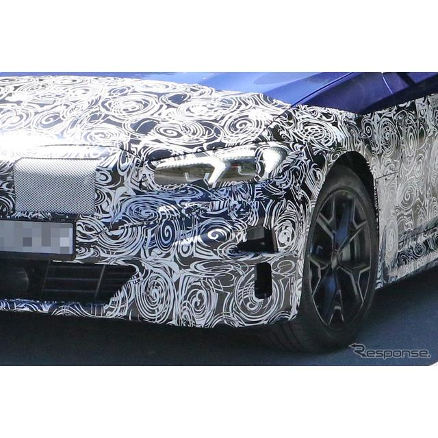 BMWは現在、主力モデル『3シリーズ』のフルエレクトリックバージョンとなる『3シリーズEV』(仮称)を開発...