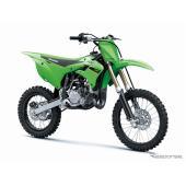 カワサキ KX112 2022年モデル