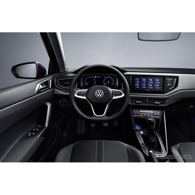 フォルクスワーゲンは6月21日、改良新型『ポロ』(Volkswagen Polo)の欧州仕様車に、デジタルコックピット...