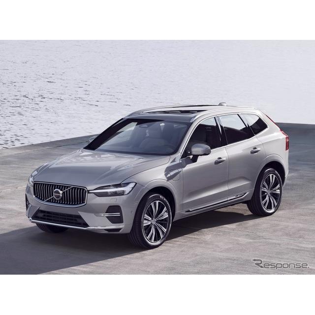 ボルボカーズは6月21日、SUVのボルボ『XC60』(Volvo XC60)に将来、EVを設定すると発表した。  ボルボカ...
