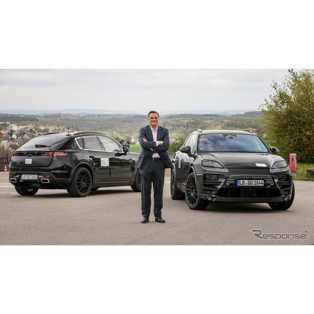 ポルシェ(Porsche)は6月21日、次世代リチウムイオンバッテリーセルを、化学メーカーのBASFと共同開発する...