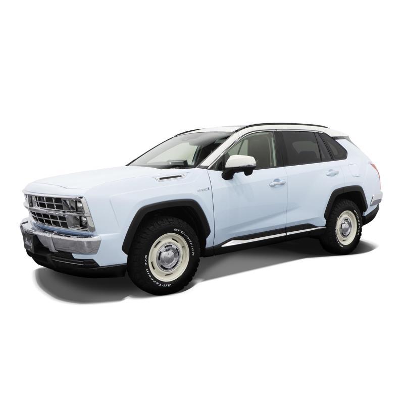 光岡自動車は2021年6月24日、新型SUV「ミツオカ・バディ」の販売を開始した。  バディは「トヨタRAV4」を...