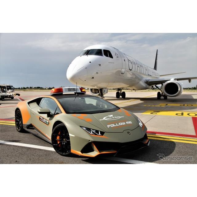 ランボルギーニは6月24日、『ウラカンEVO』(Lamborghini Huracan EVO)が、イタリアのボローニャ・ボルゴ...
