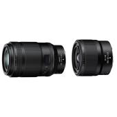 「NIKKOR Z MC 105mm f/2.8 VR S」「NIKKOR Z MC 50mm f/2.8」