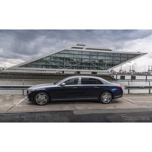 メルセデス・ベンツ日本は7月1日、新型メルセデスマイバッハ『Sクラス』(Mercedes-Maybach S-Class)の先...