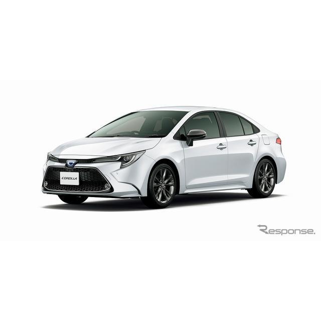 トヨタ自動車は、『カローラ』、『カローラ ツーリング』、『カローラ スポーツ』を一部改良し、7月2日より...