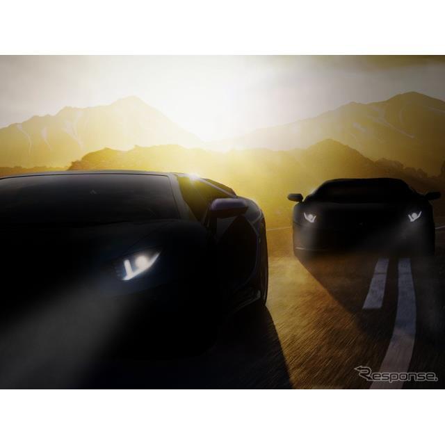ランボルギーニ(Lamborghini)は7月2日、新型車を7月7日にワールドプレミアすると発表した。  ランボル...
