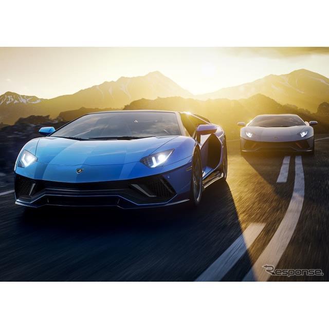 ランボルギーニは7月7日、『アヴェンタドール LP780-4 Ultimae』(Lamborghini Aventador LP 780-4 Ultimae...