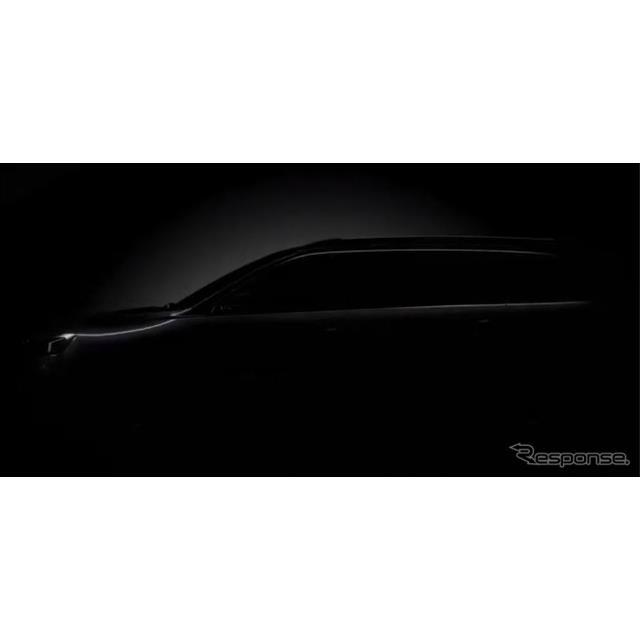 ジープブランドは、2021年後半に発売予定の新型SUV、『コマンダー』(Jeep Commander)のインテリアのティ...