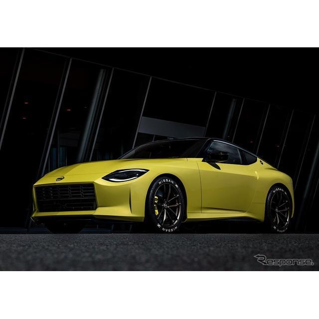 日産自動車(Nissan)の米国部門は7月12日、米国で7月15日に開幕するシカゴモーターショー2021に、『Zプロ...