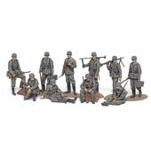 「1/48 WWII ドイツ歩兵セット」