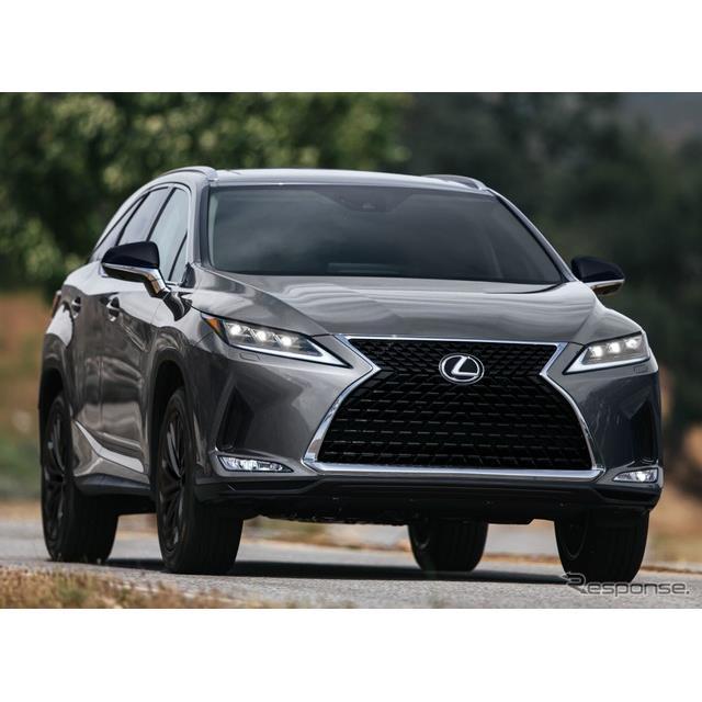 レクサス(Lexus)の米国部門は7月19日、『RX450hL』の2022年モデルを発表した。ロングボディの3列シートに...