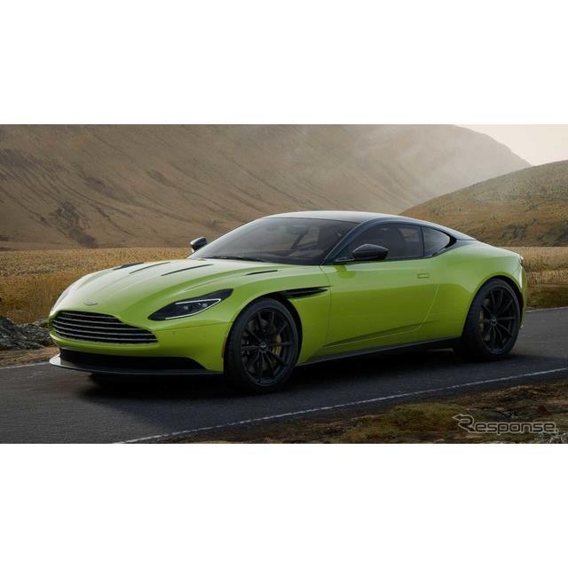 アストンマーティン(Aston Martin)は、欧州仕様の4車種に2022年モデルを設定し、年内に欧州市場で発売す...