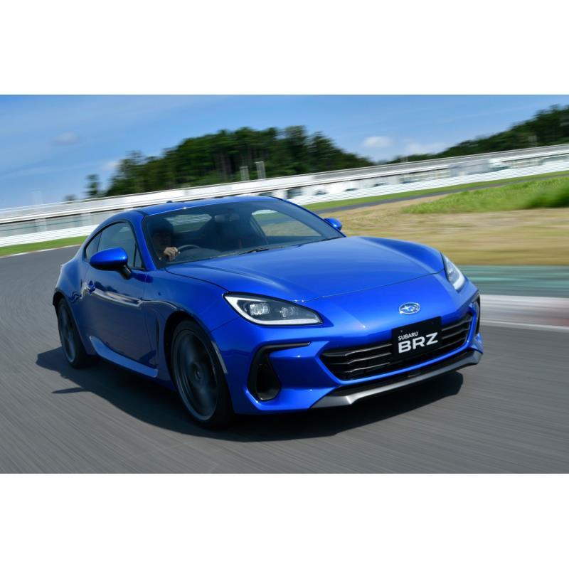 スバルは2021年7月29日、スポーツカーの新型「スバルBRZ」を発表した。  スバルBRZは、スバルがトヨタと...