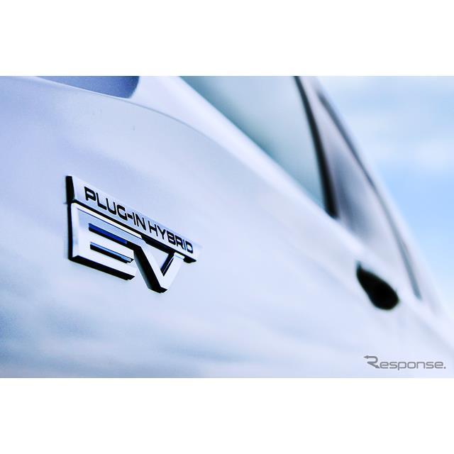 三菱自動車は、4月より北米で販売を開始した新型クロスオーバーSUV『アウトランダー』にプラグインハイブリ...