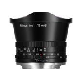 TTArtisan 7.5mm f/2 C Fisheye