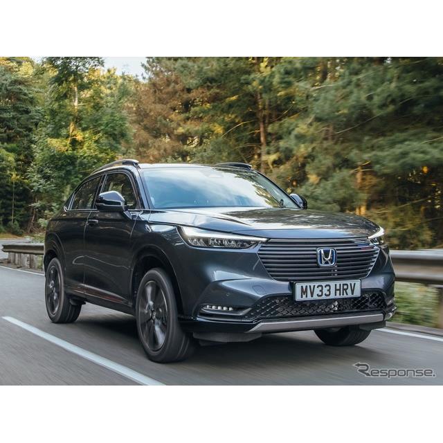 ホンダ(Honda)の欧州部門は7月29日、新型『HR-V』(日本名:『ヴェゼル』に相当)を、2021年内に欧州市場...