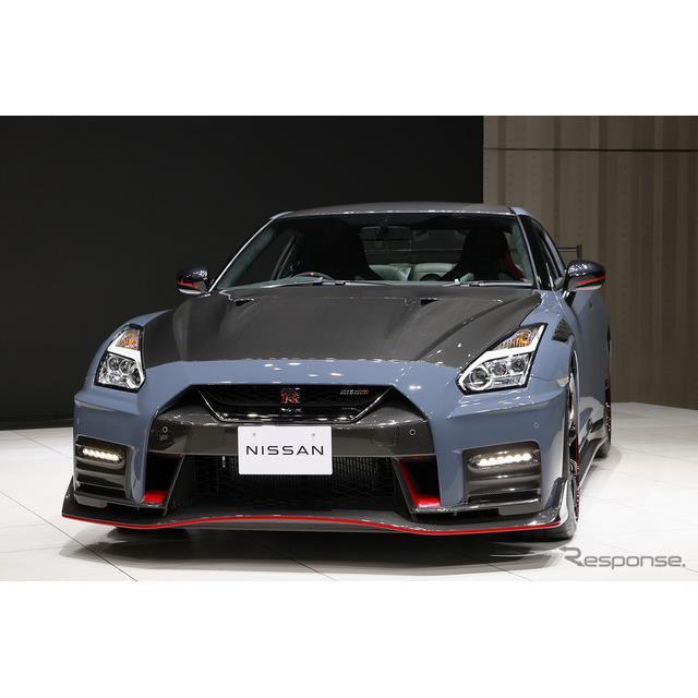 日産自動車は8月5日、4月に先行公開した日産『GT-Rニスモ』および特別仕様車日産『GT-Rニスモ・スペシャル...