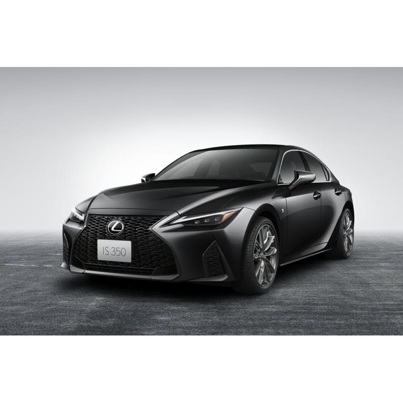 トヨタ自動車は2021年9月9日、レクサスブランドのFRスポーツセダン「IS」の一部改良モデルを発表するととも...
