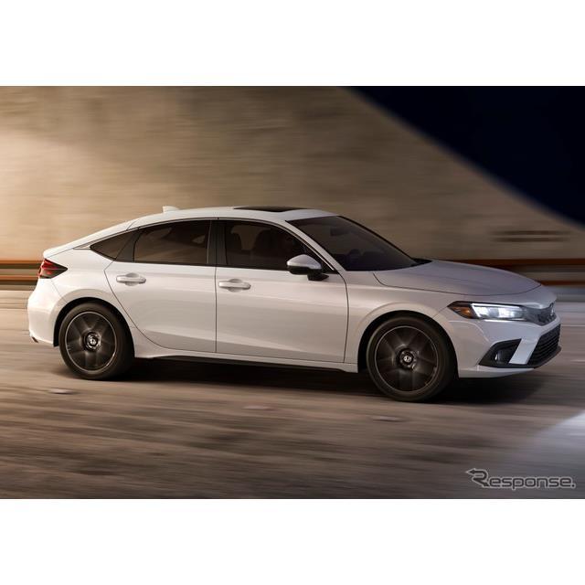 ホンダの米国部門は9月20日、新型『シビック・ハッチバック』(Honda Civic Hatchback)を米国市場で発売し...