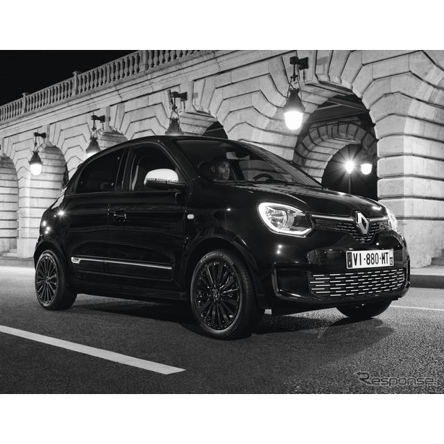 ルノーグループは10月5日、ルノー『トゥインゴ・アーバンナイト』(Renault Twingo Urban Night)をフラン...