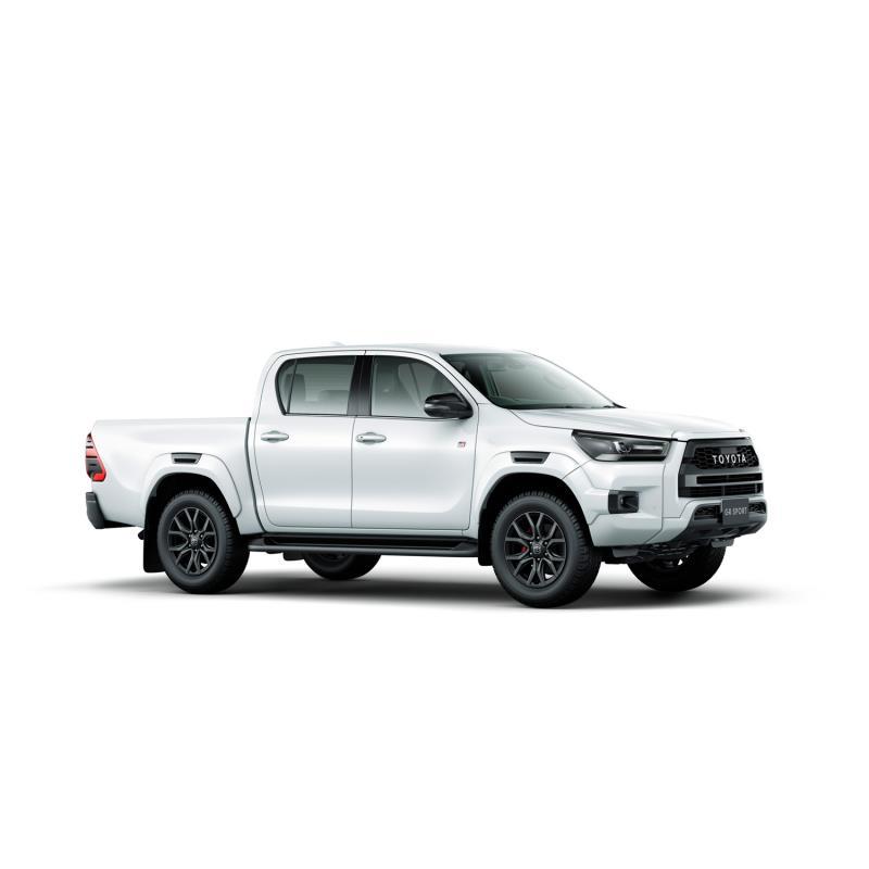 トヨタ自動車は2021年10月8日、ピックアップトラック「ハイラックス」を一部改良するとともに、スポーツコ...