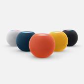 「HomePod mini」の新カラーモデル