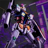 超合金×GUNDAM FACTORY YOKOHAMA RX-78F00 GUNDAM ‐Night illuminated ver.-