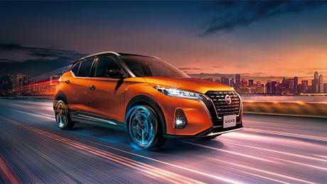 ついに SUVも 電気で走る時代へ。
