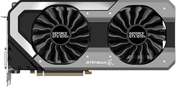 GeForce GTX1070Ti 8GB Super JetStream