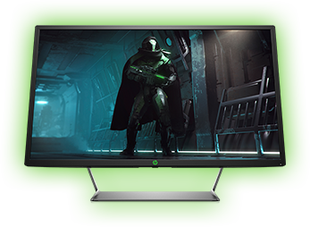 Pavilion Gaming 32 HDR display