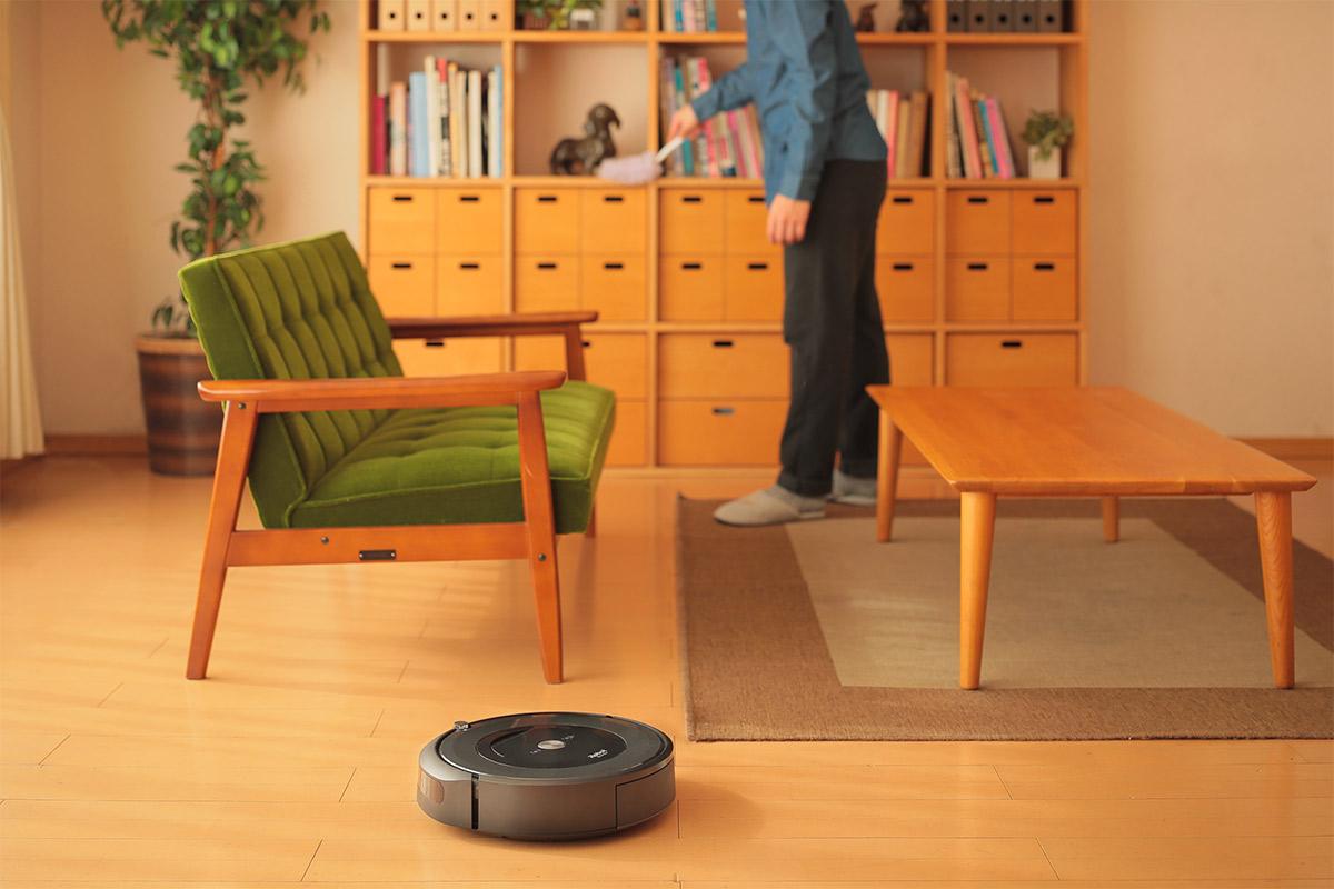 アイロボット「ルンバe5」