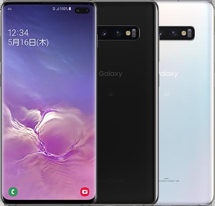 Galaxy S10+(SCV42)