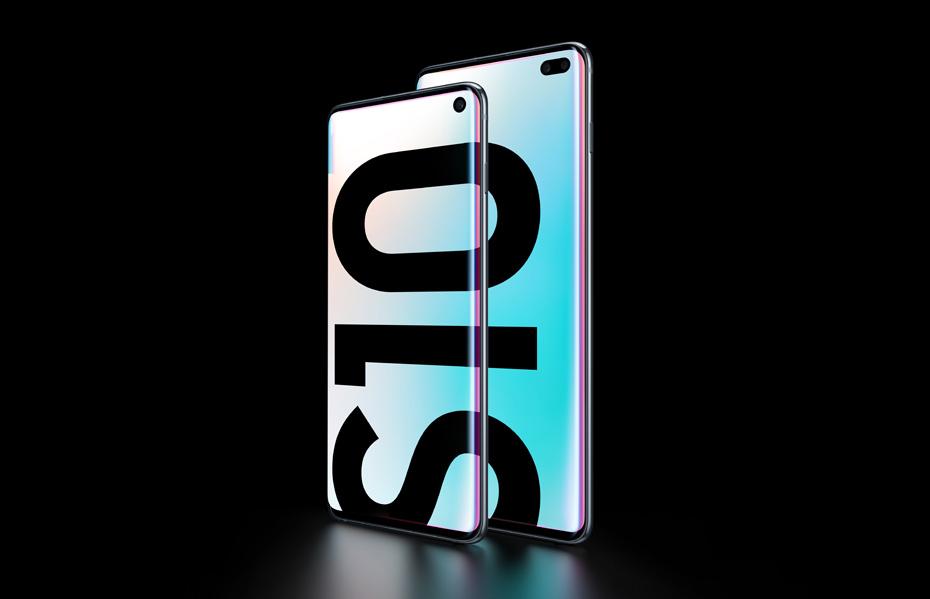 Galaxy S10|S10+
