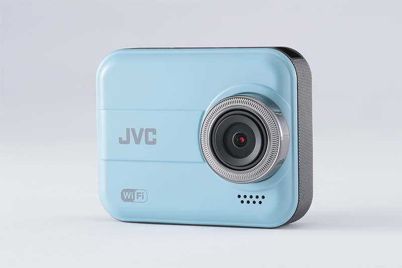 JVC「Everio GC-DR20」