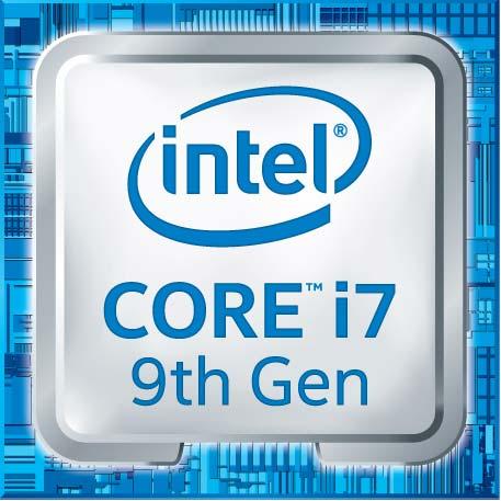 インテル® Core™ i7 プロセッサー搭載可能