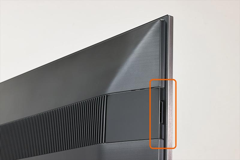 ソニー4K液晶テレビ ブラビア「X9500H」シリーズ