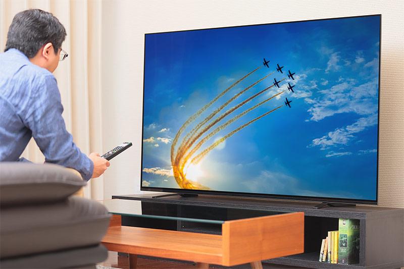 ソニー有機ELテレビ「ブラビア A8H」シリーズ