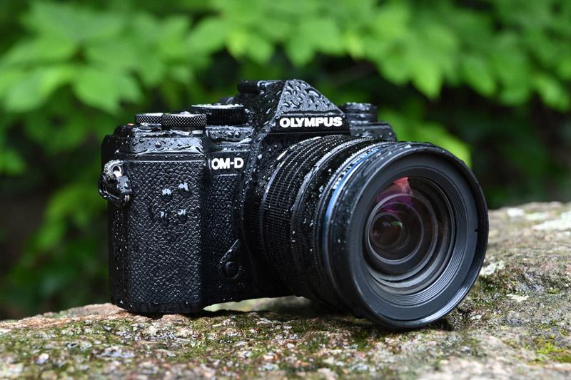 オリンパス「OM-D E-M5 Mark III 12-45mm F4.0 PROキット」