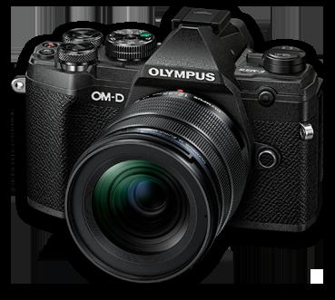 オリンパス「OM-D E-M5 Mark III 12-45mm F4.0 PROキット」(ブラック)