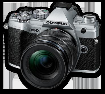 オリンパス「OM-D E-M5 Mark III 12-45mm F4.0 PROキット」(シルバー)