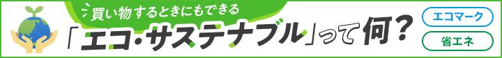 エコ・サステナ特集