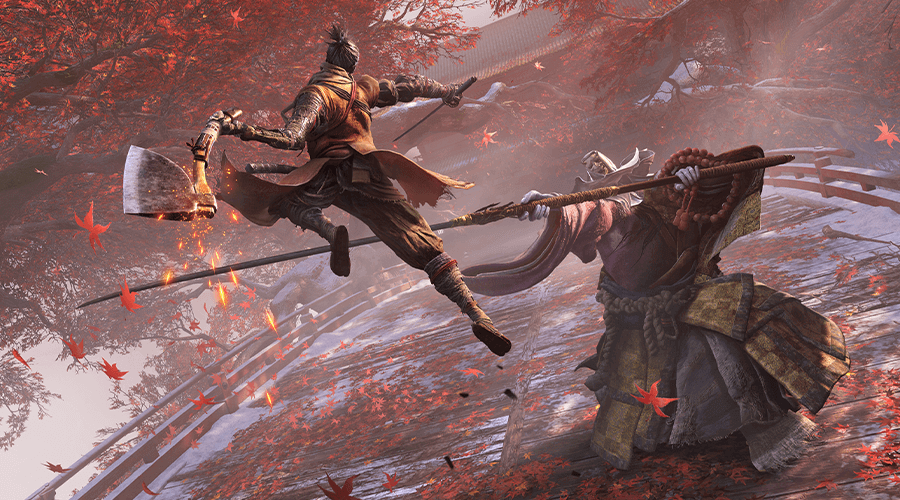 SEKIRO: SHADOWS DIE TWICE メイン画像