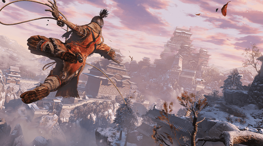 SEKIRO: SHADOWS DIE TWICE 戦闘画像1