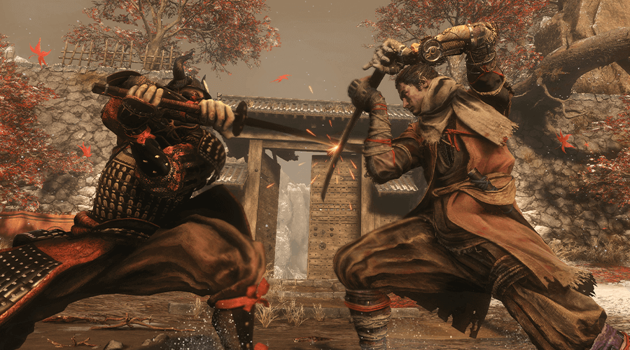 SEKIRO: SHADOWS DIE TWICE 戦闘画像2