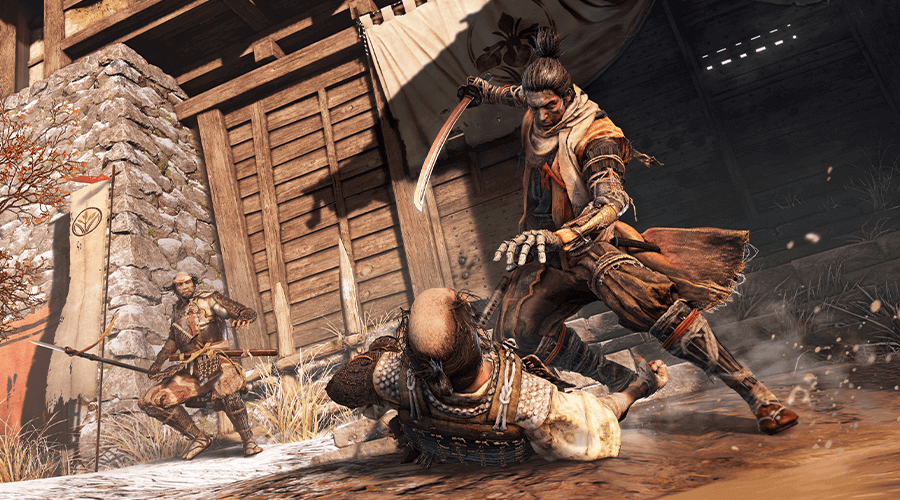 SEKIRO: SHADOWS DIE TWICE 戦闘画像3