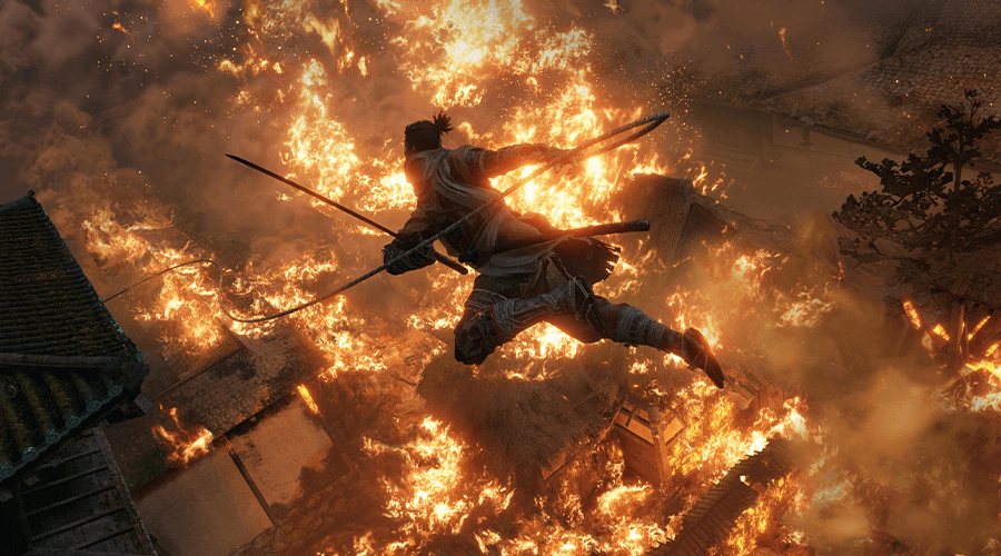 SEKIRO: SHADOWS DIE TWICE 戦闘画像4